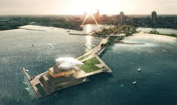 """The Pier Park"" wins New St. Petersburg Pier competition"