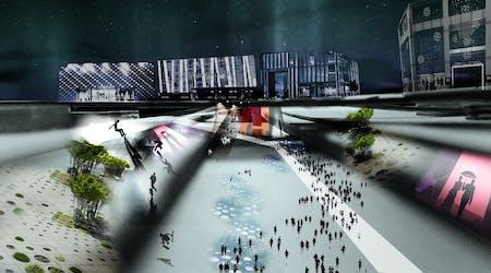 BinBin Ma's vision for the LA River Fashion Park
