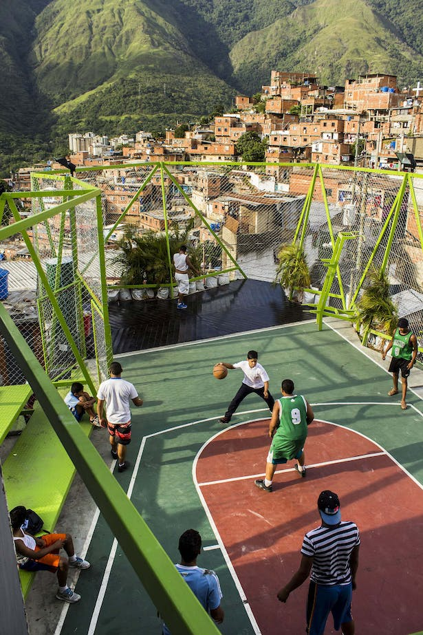 Petare - Recreational and Sports Platform [pico+pgrc+txp]