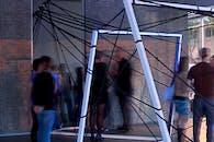 MERGE STUDIO + LAB: MA - BSide 6 Installation