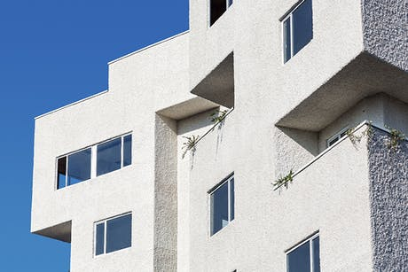 Ham Saye Apartment - Razan Architects - Karaj, IRAN
