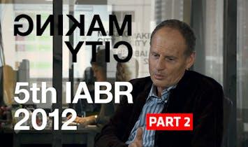 Archinect Interviews George Brugmans, IABR - Part 2, Arnavutköy, Istanbul