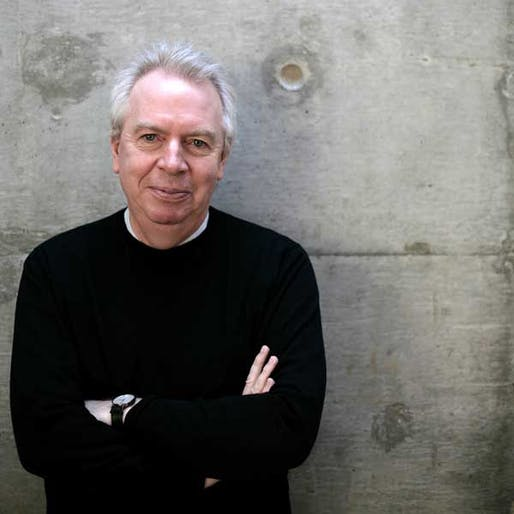 David Chipperfield: 2013 Praemium Imperiale Award Laureate in architecture.