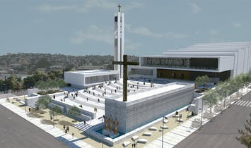 Design for Tijuana Cathedral nixed for 'not looking like a cathedral'