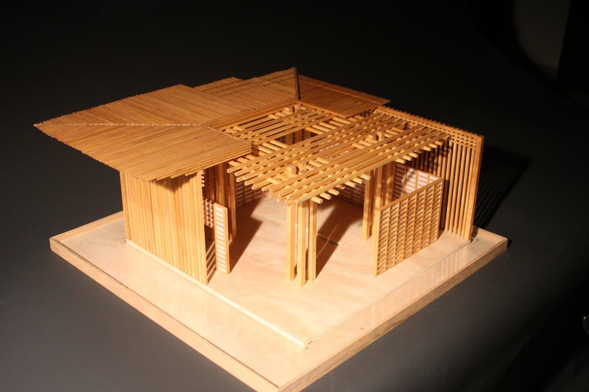 Komyo Ji Temple John J Gerneth Archinect