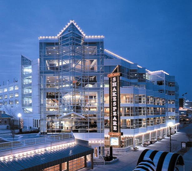 Navy Pier Shakespeare Theatre
