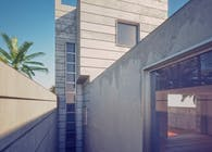 Architectural rendering / Private Residence