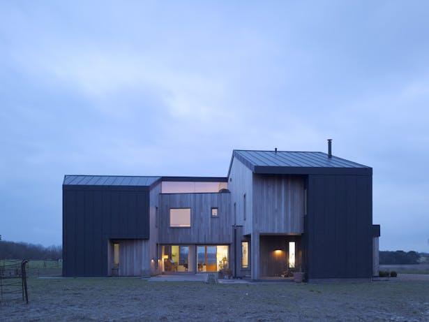 Bavent House Exterior