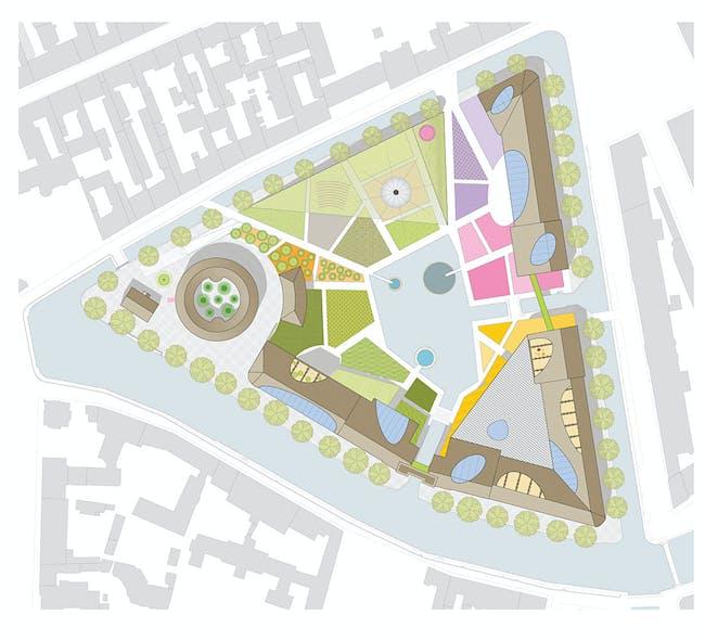 Site plan (Image: WORKac)