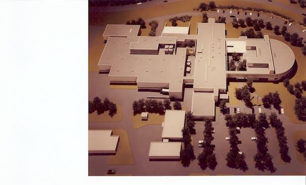 Marcel Breuer & Associates - Mobil Oil Corporation, Edison NJ