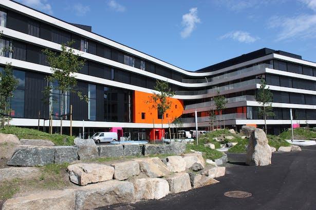 Thor Heyerdahl College in Larvik, Norway