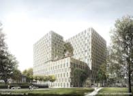 GWJ architektur - Hospital in Bern (Switzerland)
