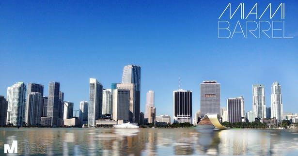 Downtown Miami Panoramic