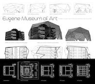 Eugene Museum of Art and Public Plaza