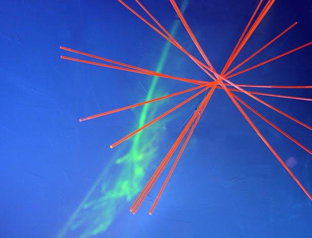 Hyper nova Light Suspension @ Lightlabs