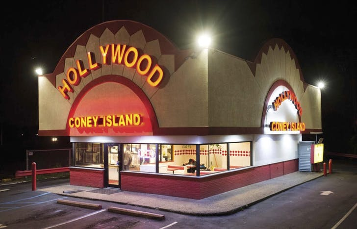 Hollywood Coney Island, 2013. Image: Camilo Jose Vergara