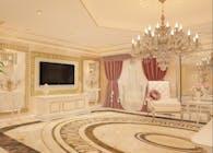 Casa clasica amenajata cu mobilier italian - Design interior