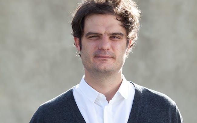 Wheelwright Prize 2014 winner: Jose M. Ahedo