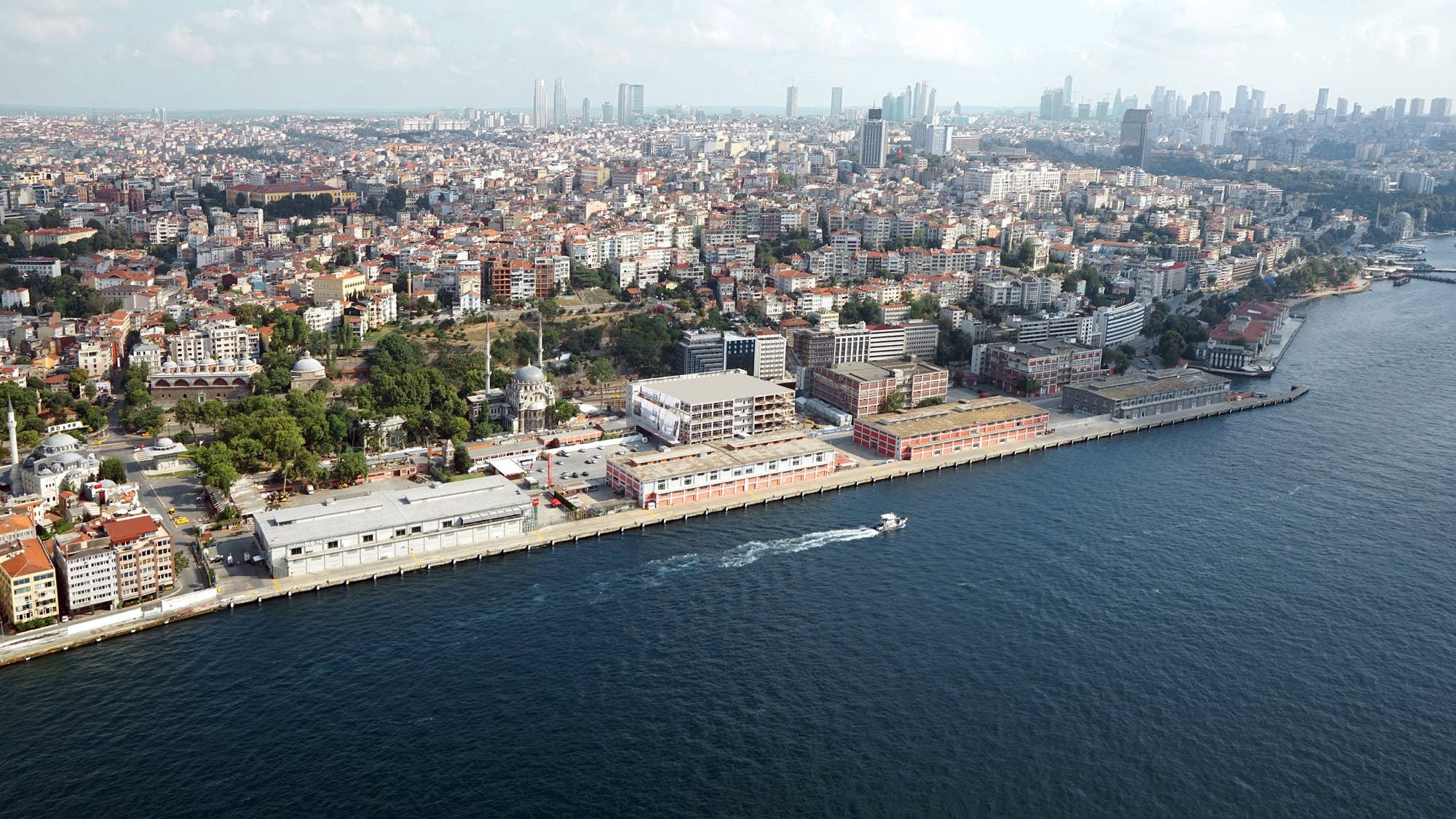 dror s plan for istanbul s parkorman offers the city a love story