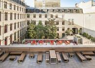 University Paris IV Sorbonne, cafeteria Malesherbes