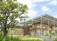 The Kendeda Building of Innovative Sustainable Design
