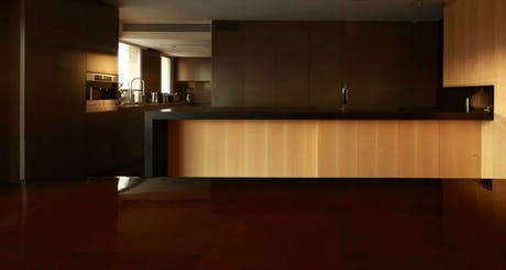 Kitchen - Apartment remodel in Buenos Aires