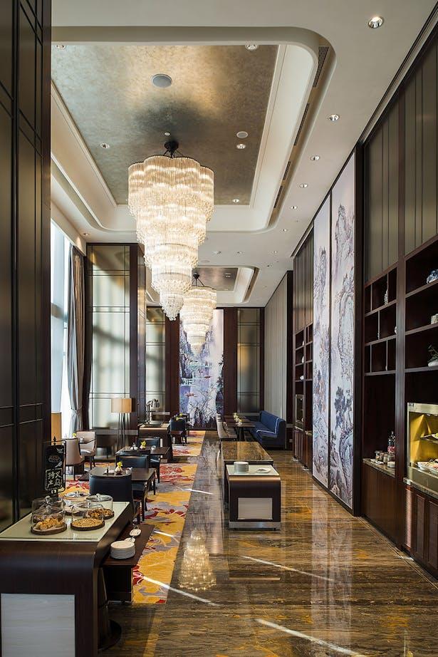 Shangrila-Hotel Yiwu - Executive Lounge