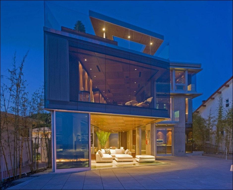 Lemperle Residence in La Jolla California by