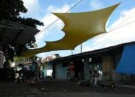 Brasil, Recife - 'Public Shading Canopy'