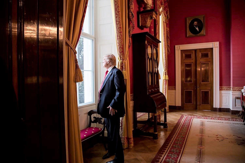 Image Courtesy Of Whitehouse Gov