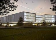 FINALISTS: New Nursing home in Linz, Austria