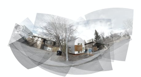 Sprung Prototype House