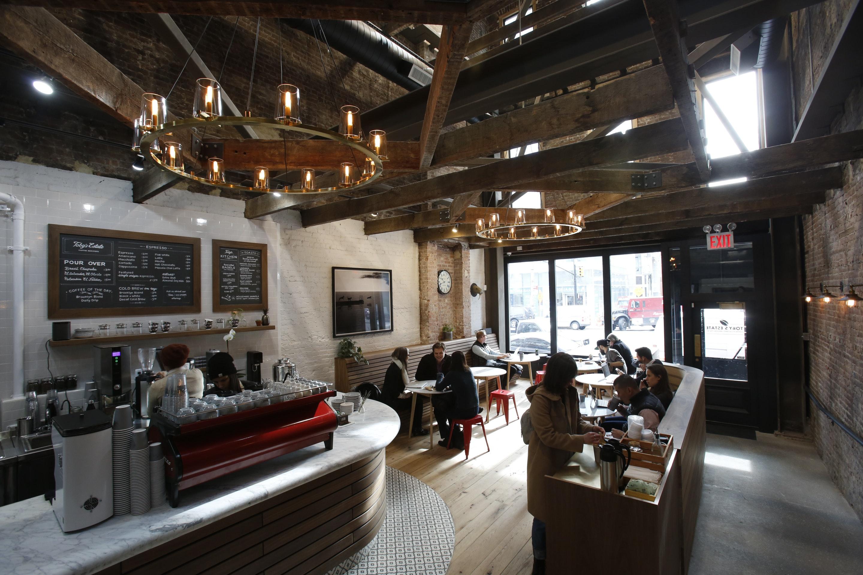 restaurant management resume%0A Status  Built Location  New York  NY  US My Role  architect  interior  designer  Additional Credits  anastasia shesterikova