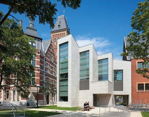 Winner of the Abe Bonnema Architecture Award 2013: The New Rijksmuseum by Cruz y Ortiz Arquitectos. Photo: Duccio Malagamba