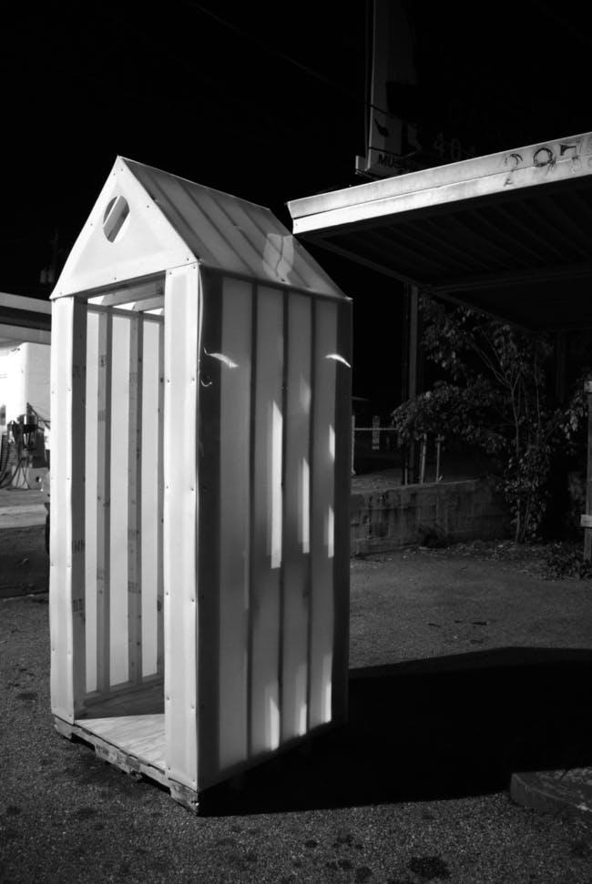 Rossi hut via Liz Teston