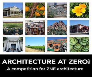 Architecture at Zero 2020 Competition