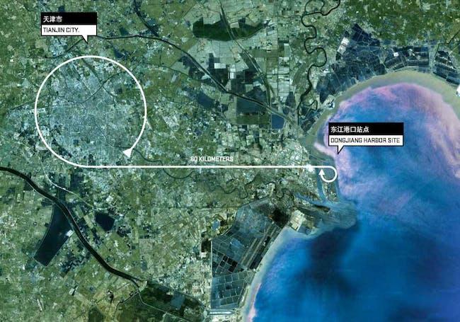 Diagram map (Image: HAO/Archiland Beijing)