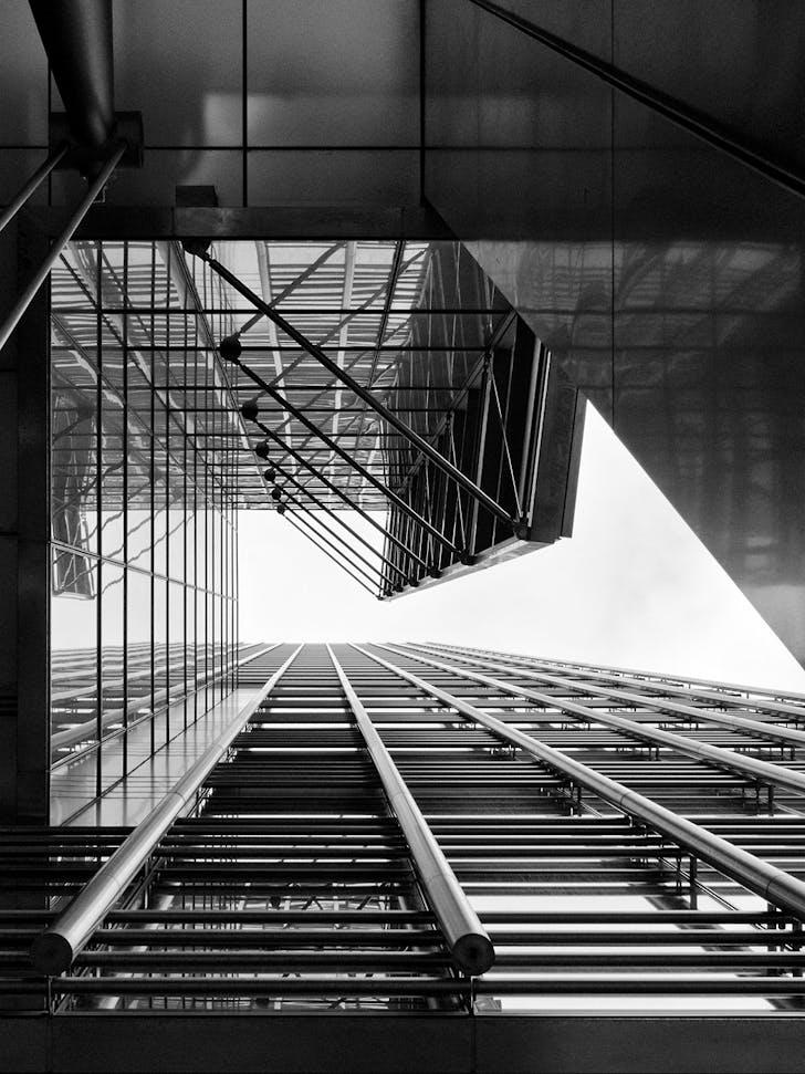 25 Bank Street, London. Architect: Cesar Pelli & Associates. © Edward Neumann / EMCN