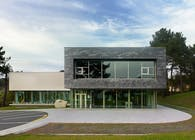 Swimming Center in Oleiros. Estudio de Arquitectura NAOS