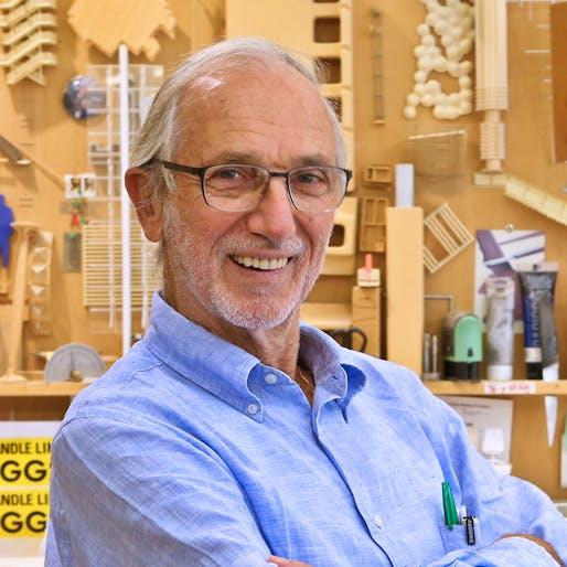 Renzo Piano. Photo © RPBW, ph. Stefano Goldberg.