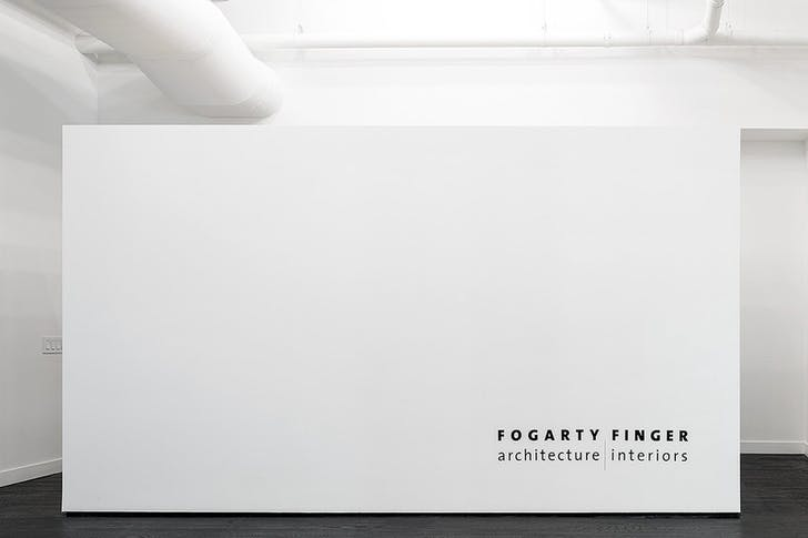 Fogarty Finger's New York City office. Photo courtesy of the firm.