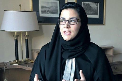 Dr. Sumaya Bint Sulaiman Al Sulaiman. Photo: Al Yaum, via gulfnews.com.