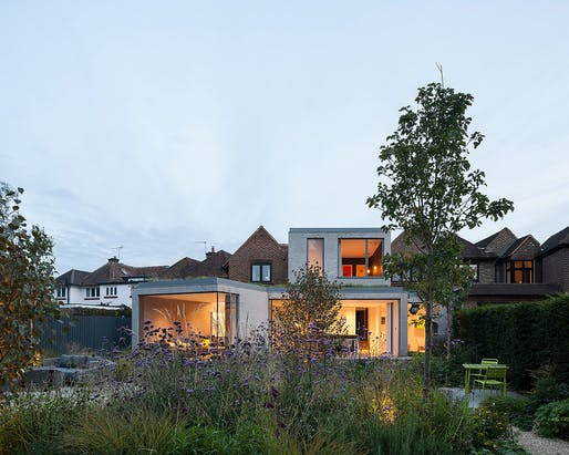 Oatlands Close by SOUP Architects. Photo by Andy Matthews.