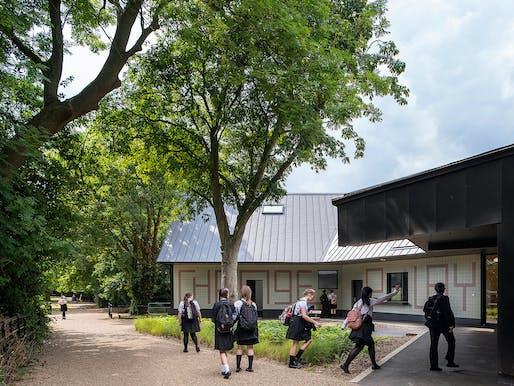 Shortlisted: Revitalise Peckham Rye by Curl la Tourelle Head Architecture © Kilian O Sullivan