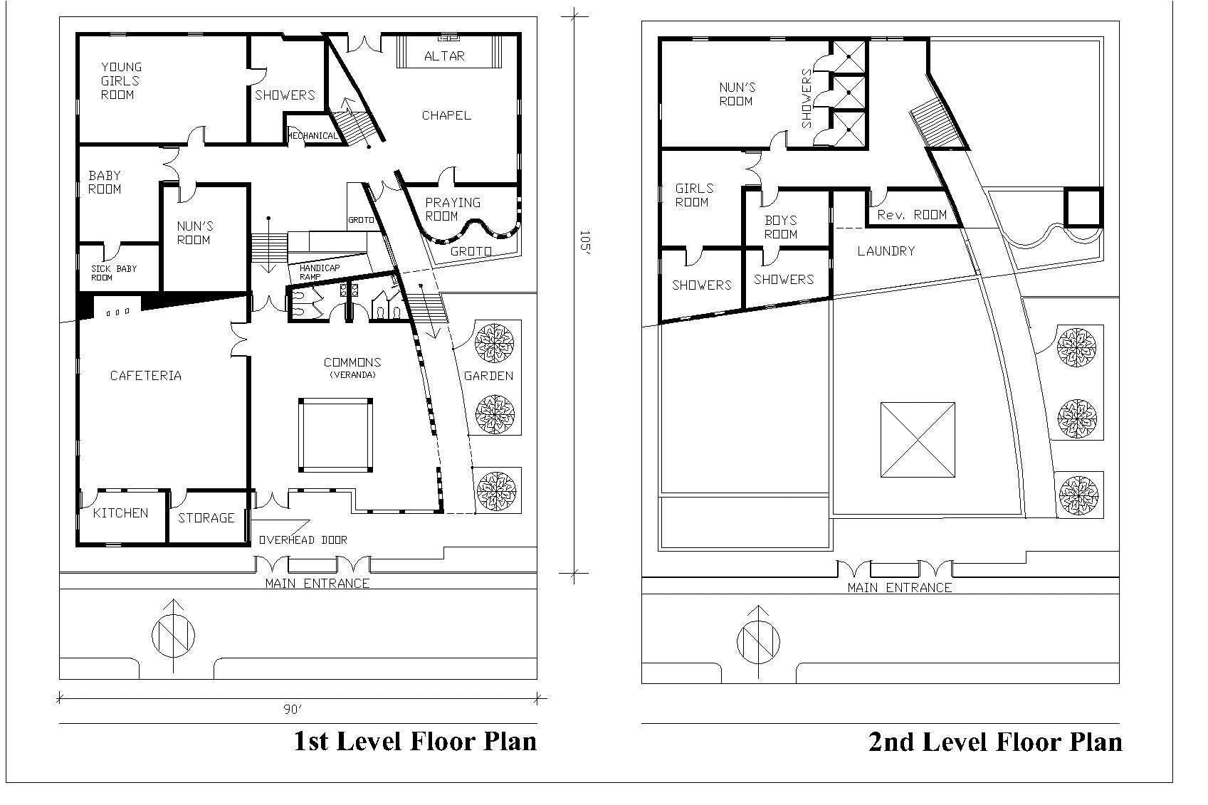 Wardson Construction Floor Plans: Manuel Nunez