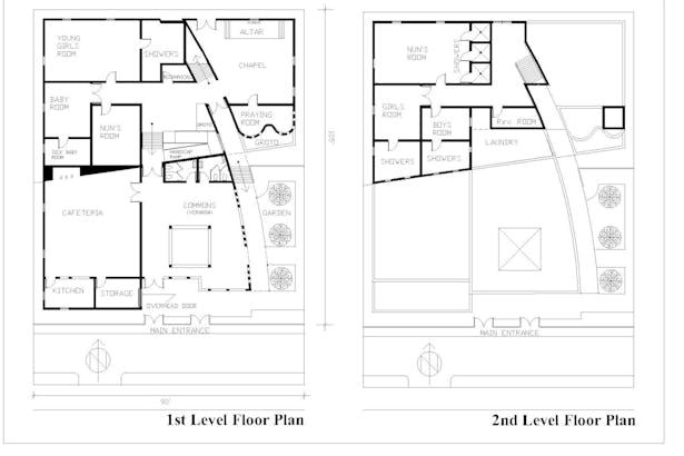 Floor Plans Layouts