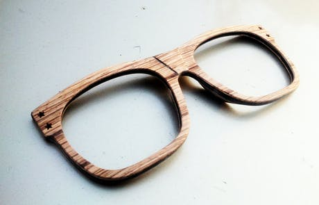 Bent Ply Eye wear