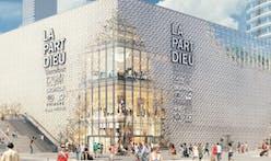 MVRDV's porous shopping mall in France breaks ground
