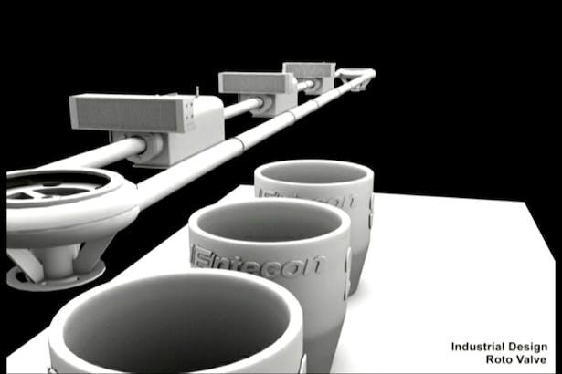 3D Industrial Model(s)