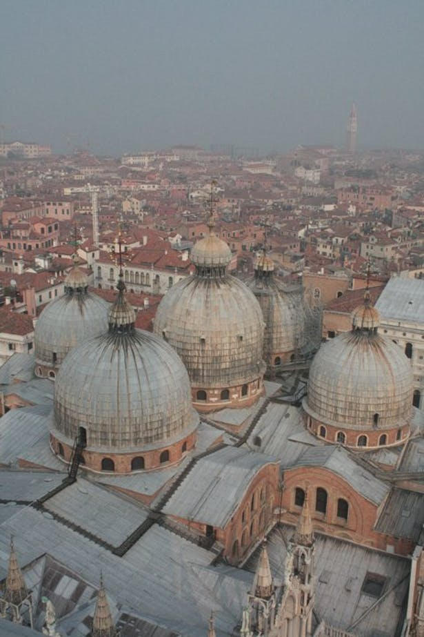 Venezia, Italy_View from the Campanile di San Marco